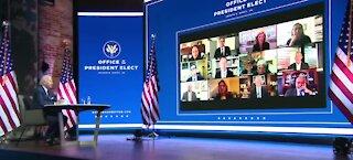President-elect Joe Biden forging ahead with transition