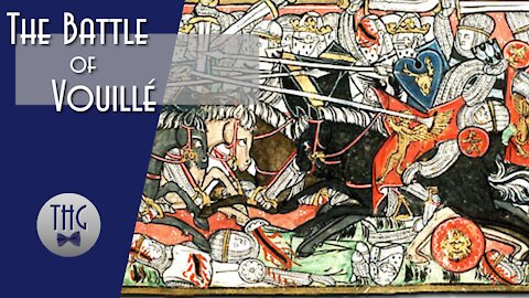 The Battle of Vouillé and the Map of Europe