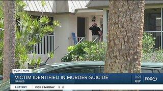 Adult victim identified in Naples murder-suicide