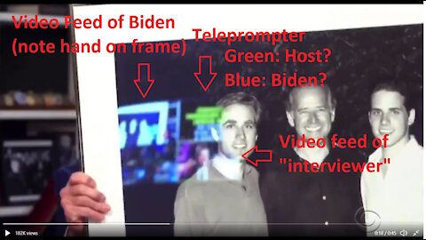 Is Joe Biden Reading? Let's Look at Teleprompters. Spoiler. Yes, and It's Worse.