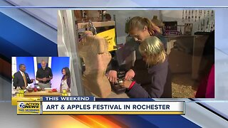 Art and Apples Festival to take over Rochester Park