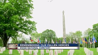 Remembering our fallen heroes on Memorial Day