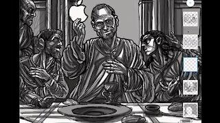 Lord Steve Jobs Last Super