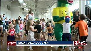 Community celebrates a new school year