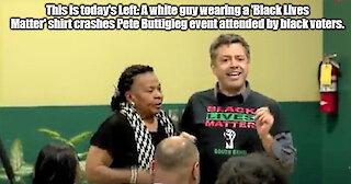 Black Lives Matter crashes Pete Buttigieg event to spotlight black support for him