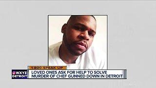 Family of murdered Vincetta Garage chef needs help