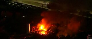 Massive explosion in Texas