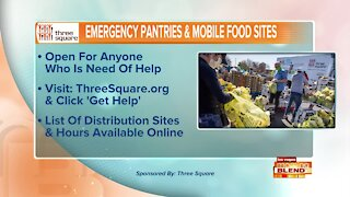 Emergency Pantries & Mobile Sites