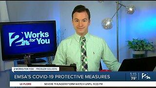 EMSA's COVID-19 Protective Measures