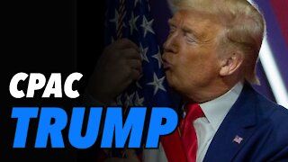 CPAC Trump. Make America First Again (MAFA)