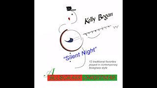 Bluegrass instrumental - Silent Night - Kelly Bogan