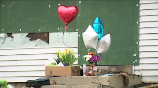 """""""It's just sad,"""" Neighbors react to 10-year-old killed in house fire"""