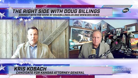 The Right Side with Doug Billings - September 24, 2021