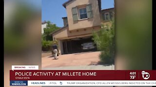 Police search home of missing Chula Vista mom, Maya Millete
