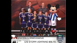 2013 Lightning Bolts 3v3 Soccer