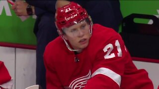 Red Wings' Cholowski selected by Seattle in expansion draft