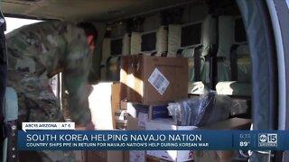 South Korea helping Navajo Nation