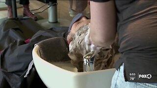 COVID survivor battle hair loss