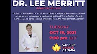 Dr. Lee Merritt - The Medical Rebel
