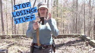 STOP LOSING STUFF