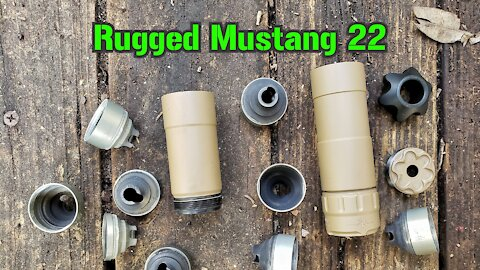 Rugged Mustang 22 : TTAG Range Review