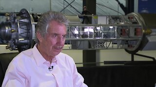 Full interview with Robert Bigelow about contest