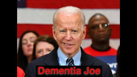 Dementia Joe Can Stick His Vaccine Mandates Up His Azz...