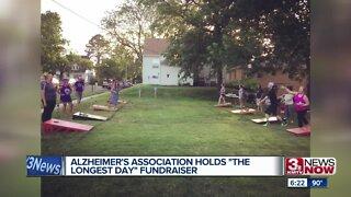 Alzheimer's Association holds The Longest Day fundraiser