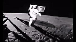 The Fake Moon Landing Video