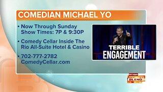 Comedian Michael Yo At The Comedy Cellar