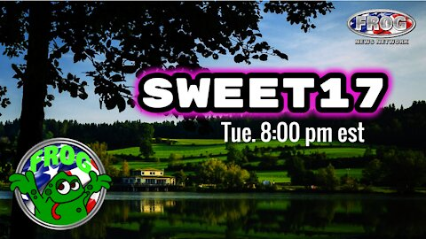 SWEET 17 TONIGHT 8:00 PM EST