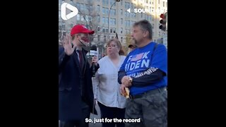 Guy Interviews Trump Supporters