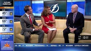 Hockey week in Tampa