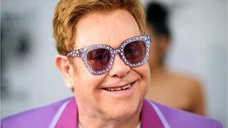 Elton John Celebrates His 29th Year Of Sobriety