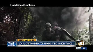Local casting director making it big in Hollywood