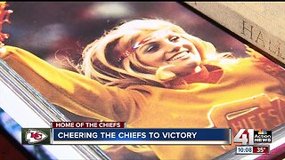 Former Chiefs cheerleader shares experience rooting team to Super Bowl win in 1970