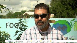 Heritage Park Community Garden provides education for community