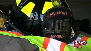 Flood Impact on Firefighters in Fremont, NE