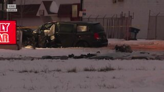 Three people dead after head-on collision in Buffalo