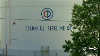 U.S. Fuel Pipeline network hacked