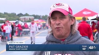 COVID-19 alters Arrowhead Stadium fan experience for Chiefs' opener