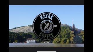 Kayaking Stone Mountain Park Lake