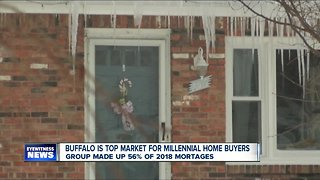 Buffalo is top market for millennial home buyers