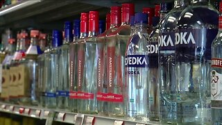 Why are liquor stores considered an essential business?