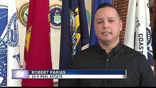22-0 Real Estate raises awareness on veteran suicides