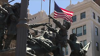 Cuyahoga County Soldiers' and Sailors' Monument hosts Memorial Day service