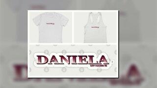 DANIELA. MY NAME IS DANIELA. SAMER BRASIL (TEEPUBLIC)