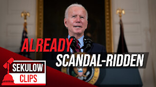 Scandals Already Plaguing the Biden Admin
