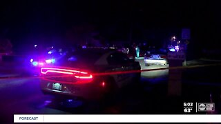 1 killed, 3 injured in shooting in Haines City