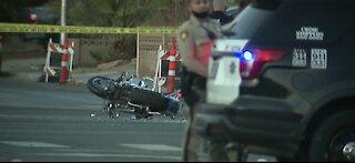 UPDATE: 56-year-old man dies in crash